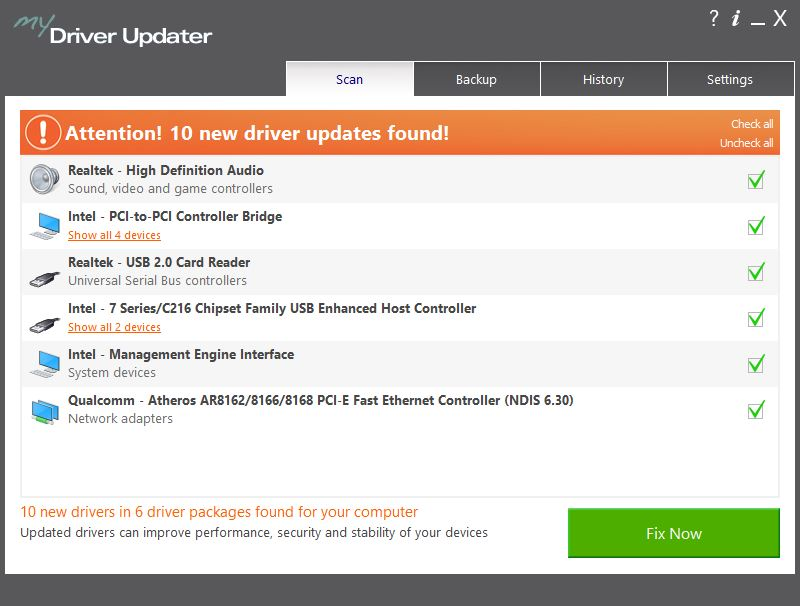 Large Software » My Driver Updater